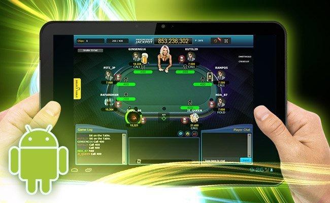 Agen Poker Online Melalui Androit