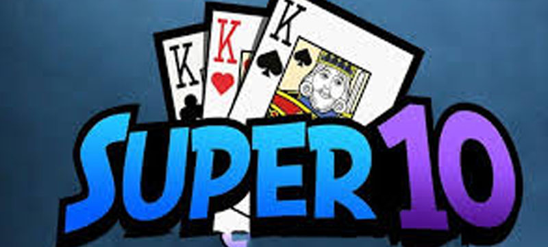 Panduan Permainan Judi Poker Super 10