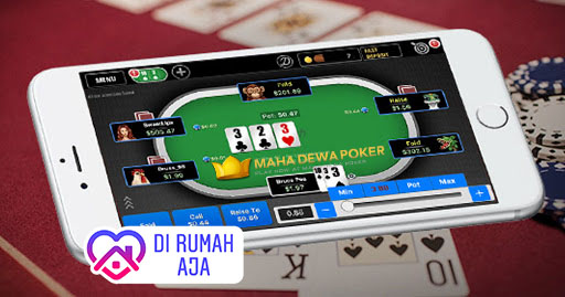 Main di Mahadewapoker, Stay At Home Semakin Menjanjikan