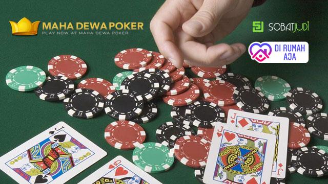 Rahasia Menang Judi Texas Holdem Poker Deposit 50rb