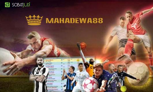 Mau Tampil Kece di Dunia Betting Bola? Gabung Aja di Mahadewa88!