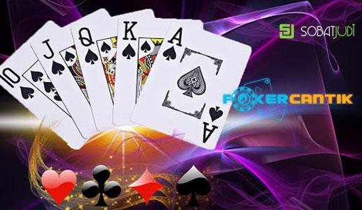 Ayo Sukseskan Permainan Live Poker Online Bersama Pokercantik Sobatjudi