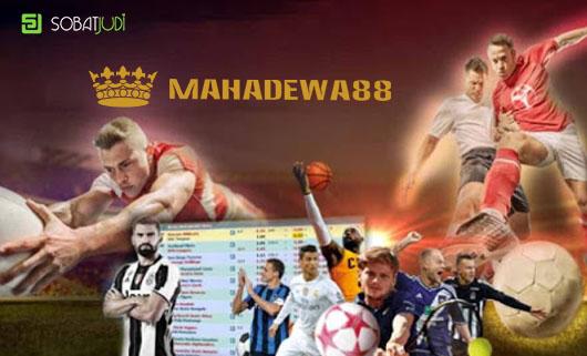 Cara Pasang Taruhan Bola Live Score di Mahadewa88