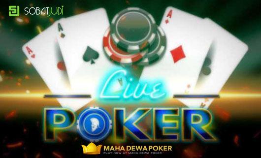 Panduan Umum Main Judi Live Poker Online di Mahadewapoker