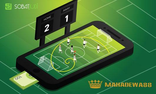 Game Judi Bola Terbaik Sepanjang Masa di Situs Mahadewa88