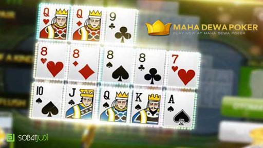 Cara Sukses Main Capsa Susun di Situs Poker Online Terpercaya