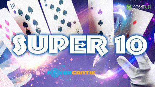 Ayo Rebut Kemenangan Super10 Sampai Tembus Jackpot!