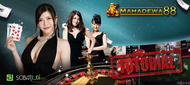 Pedoman Umum Main Judi Online Uang Asli di Situs Mahadewa88
