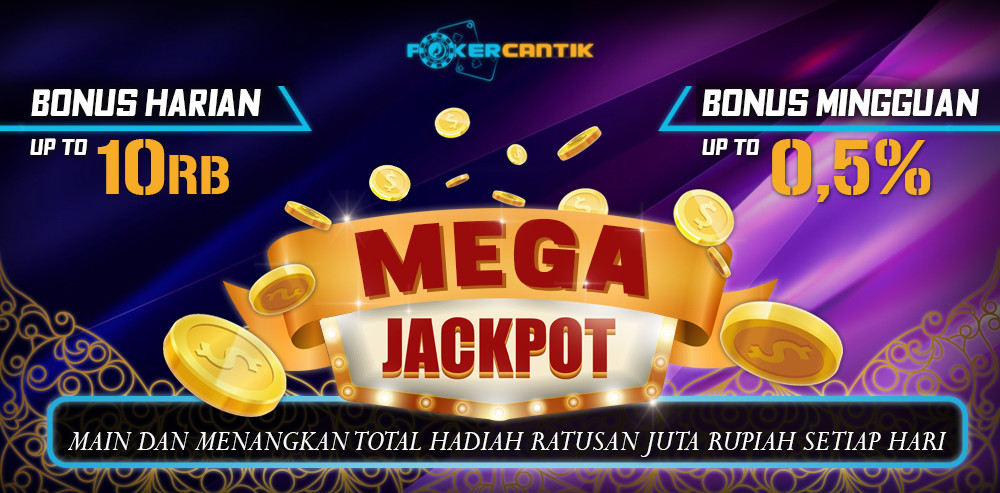 Buruan Gabung Pokercantik dan Serbu Promo Jackpot Terbaiknya!