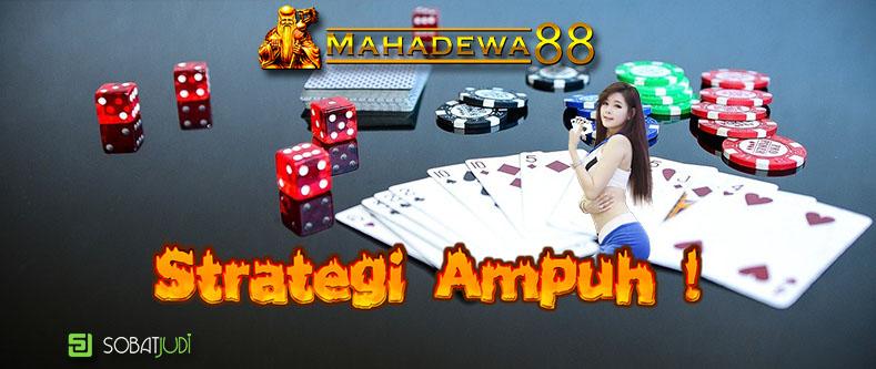 Strategi Judi Poker Online