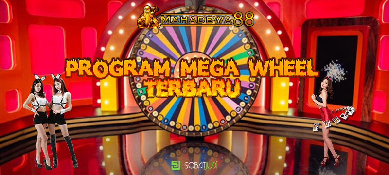 Bosan Main Game Slot Online? Coba Ikuti Program Mega Wheel Terbaru!