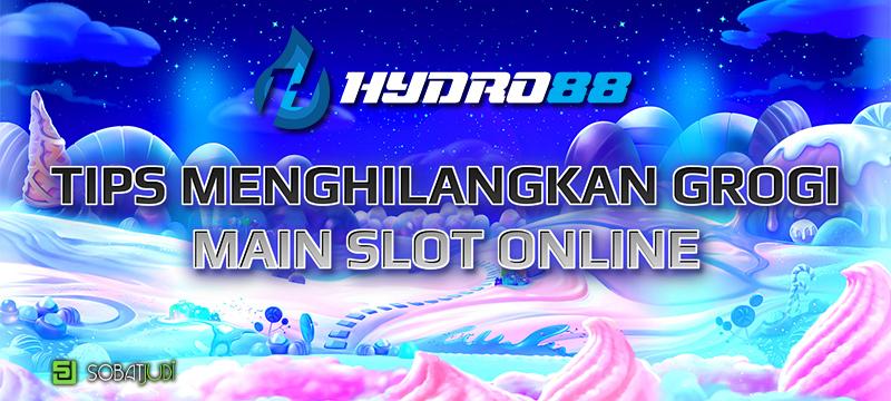 Tips Menghilangkan Grogi Main Judi Slot Online Uang Asli