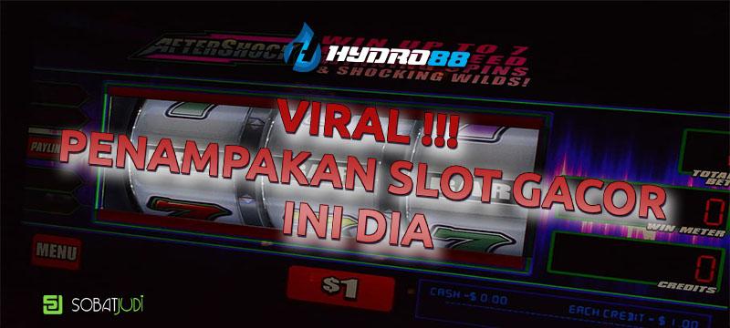 Lagi Viral, Penampakan Permainan Slot Gacor Paling Top!