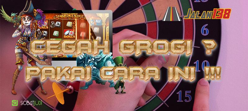 Cegah Grogi Main Judi Slot Online Dengan Cara Ini!